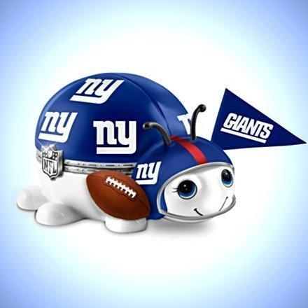 NFL New York Giants Bug Music Box: #1 Fan