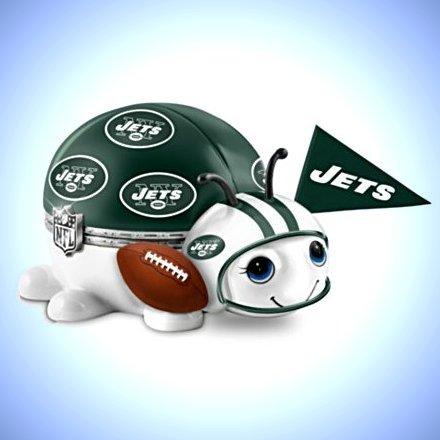 NFL New York Jets Bug Music Box: #1 Fan