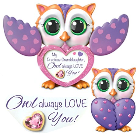 Owl Always Love You Music Box
