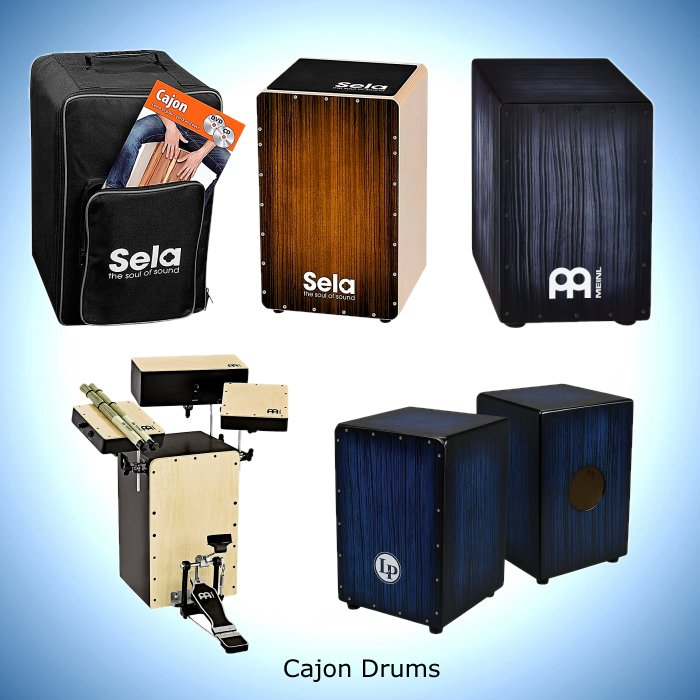Cajon Drums