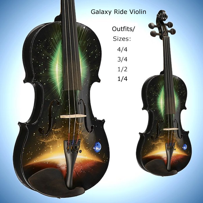 Violins, Harps & other Stringed Instruments