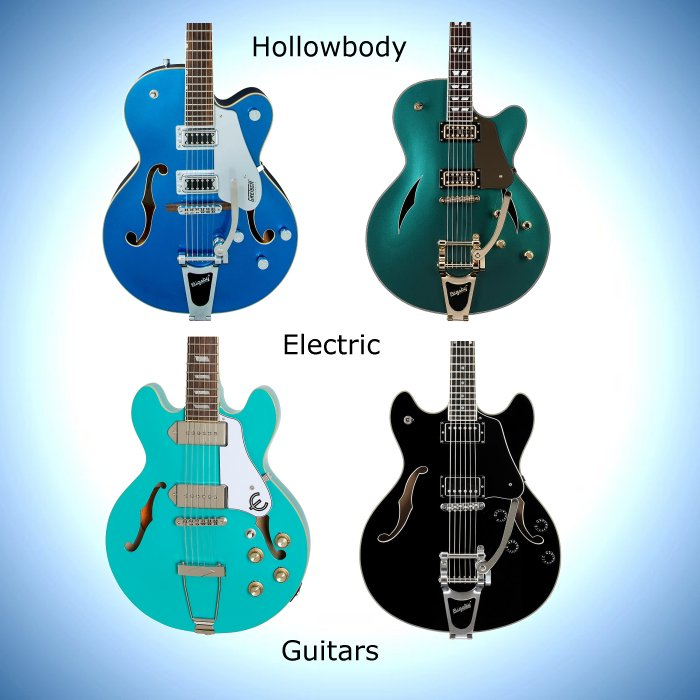 Hollowbody Electric Guitars