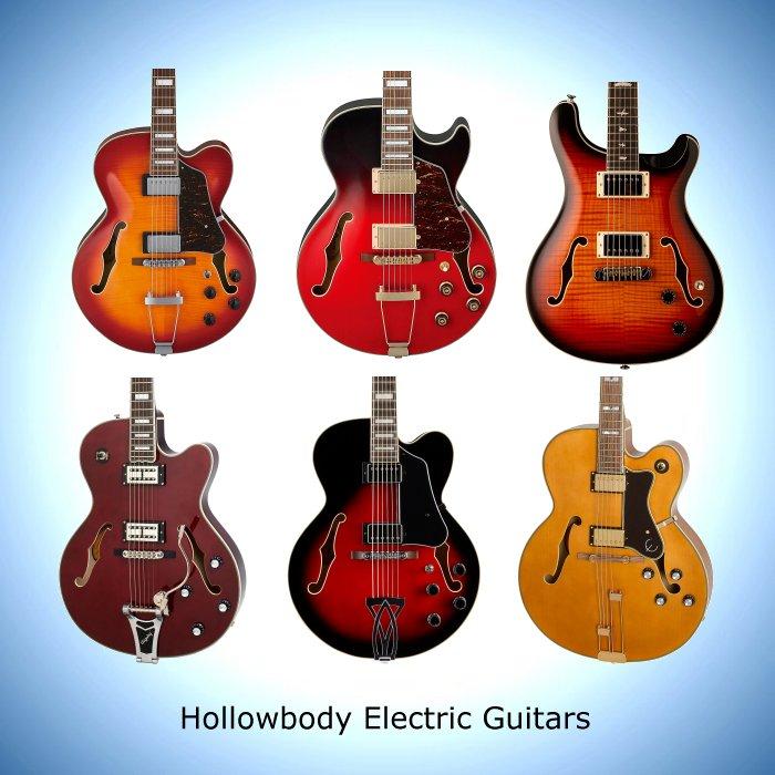 Hollowbody Electric Guitars
