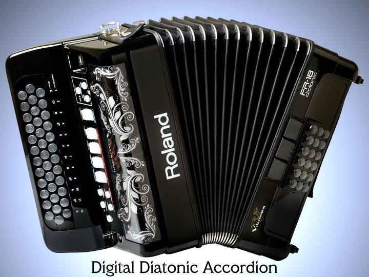 Acoustic and Digital Accordions