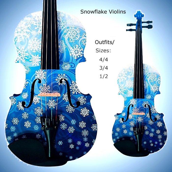 Violins, Harps & other Stringed Instruments
