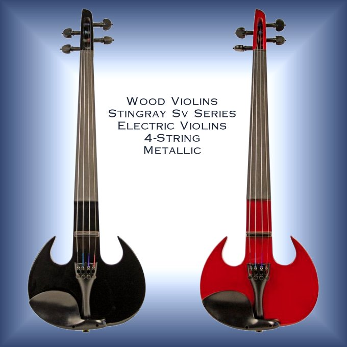 Stingray Electric Violins