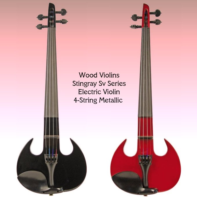 Stingray Electric Violins