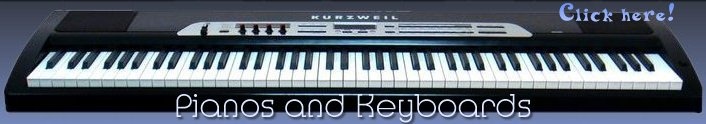 Digital Pianos & Keyboards - 