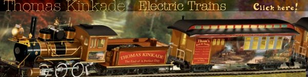 Kinkade Electric Trains
