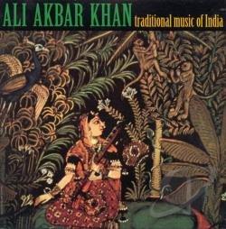 Traditional Music of India - Ali Akbar Khan CD 1995